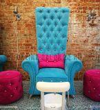 Педикюрное кресло трон Венеция без подушки