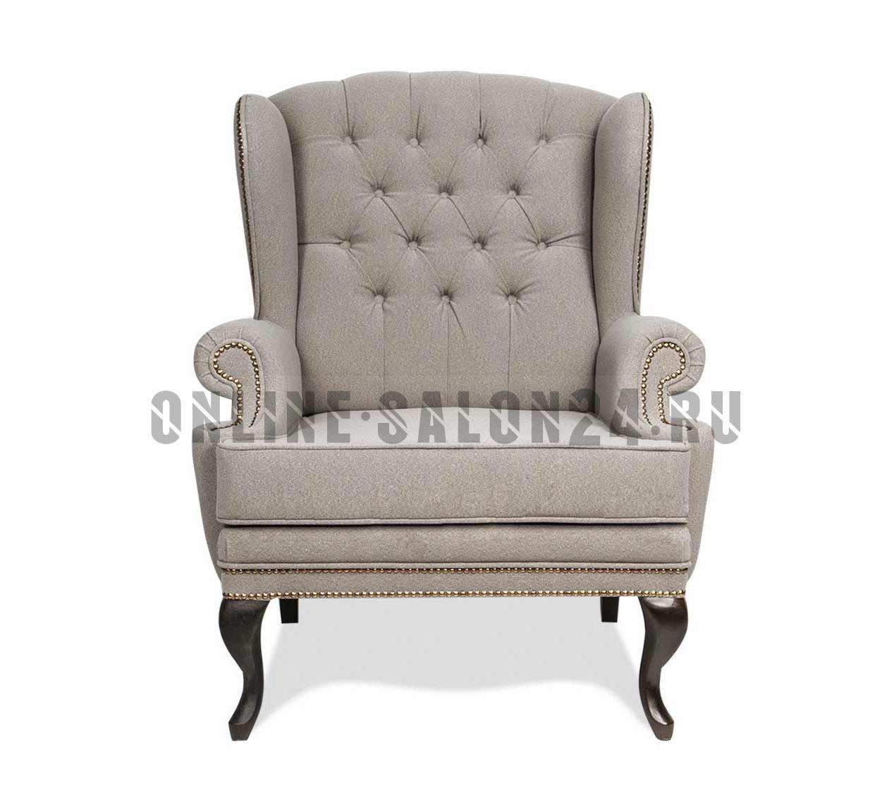 Педикюрное кресло Теодор в ткани