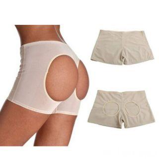 Моделирующие шортики Booty Maker, Телесный, Размер: XXXL