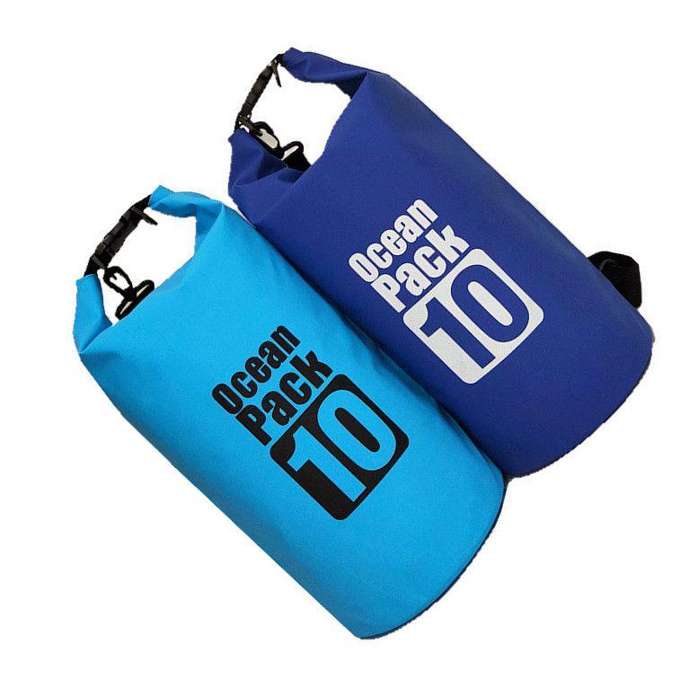 Водонепроницаемая сумка-мешок Ocean Pack, 10 L