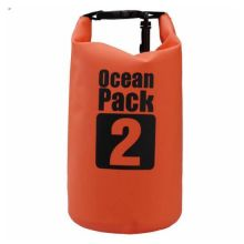 Водонепроницаемая сумка-мешок Ocean Pack, 2 L, Цвет: Оранжевый