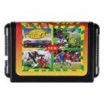 Sega картридж 4 в 1 SC-4008