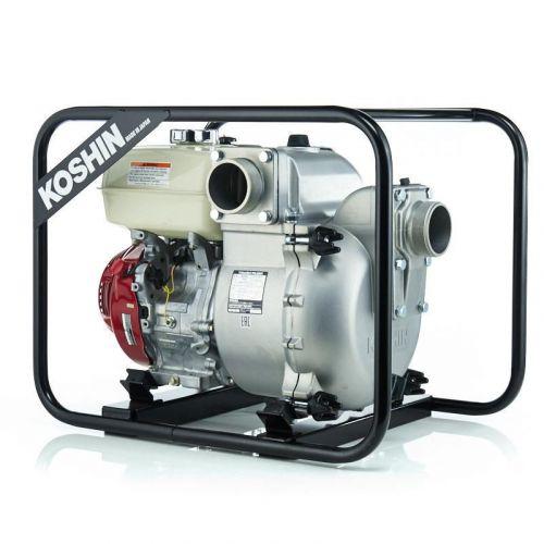 Мотопомпа бензиновый Koshin KTH-100X o/s