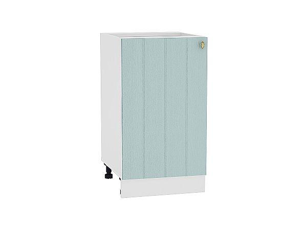 Шкаф нижний Прованс Н450 (голубой)
