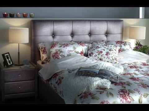 Кровать Аскона Sandra