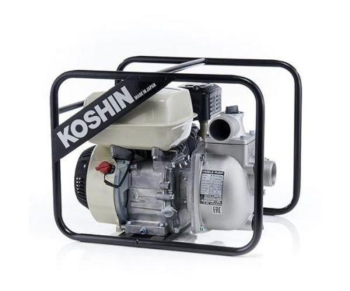 Мотопомпа бензиновая Koshin SEH-50JP