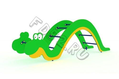Лаз Змейка                                           2360х580х765
