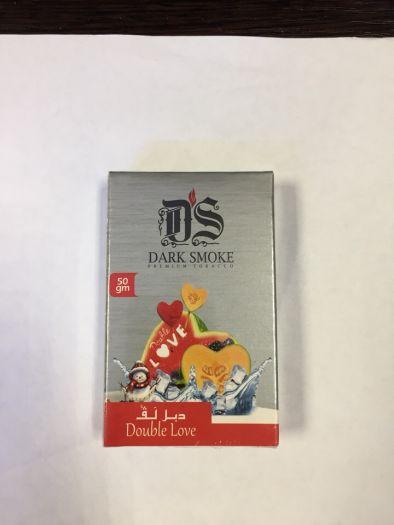 Табак для кальяна Dark Smoke Double Love