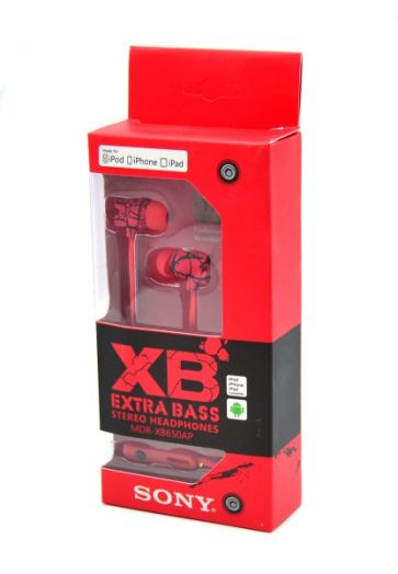 MDR-EX650AP наушники вакуум - гарнитура