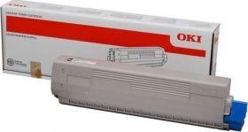 OKI 45807121 (45807111, 44917121) Тонер-картридж оригинальный  черный (12000 стр.)