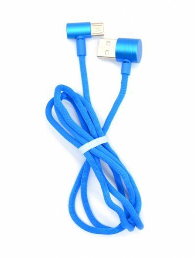 Кабель USB 2А Орбита KM-101 (microUSB) 1м