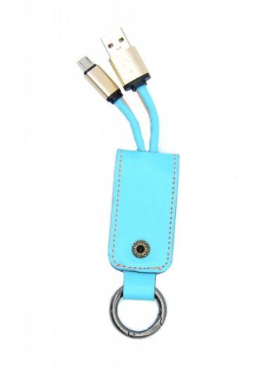 Кабель USB 2А Орбита KM-110 (microUSB) 20см