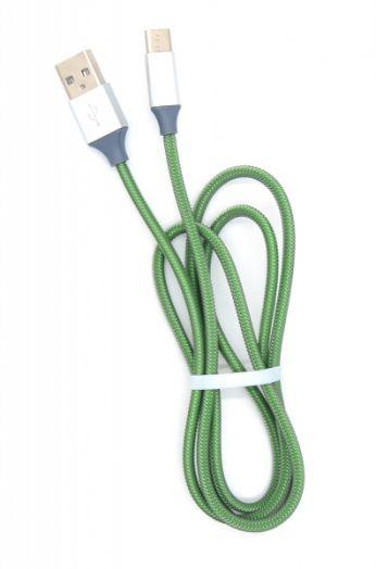 Кабель USB 2А Орбита KM-109 (TYPE C) 1м