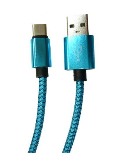 Кабель USB 2А Орбита KM-19 (TYPE C) 1м*