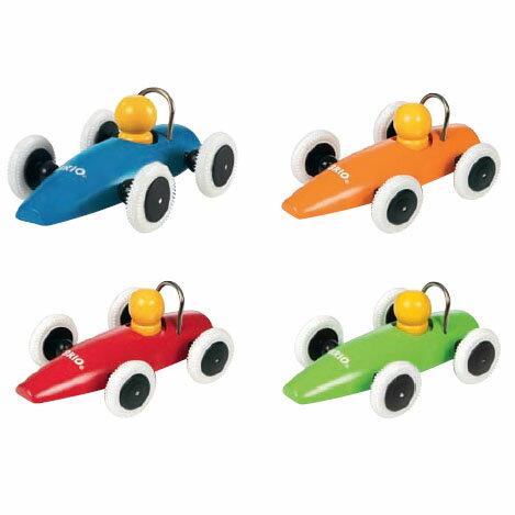 Деревянная игрушка BRIO Гоночная машинка 1 шт.