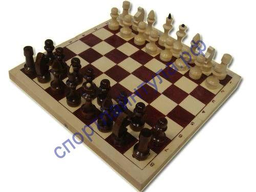 Шахматы любительские 15х30 см G300