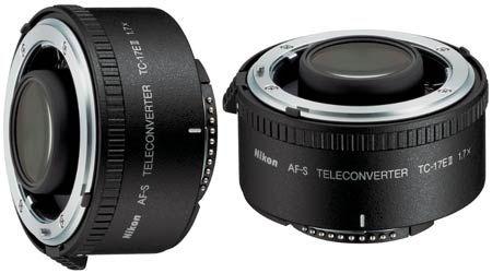 Конвертер Nikon TC-17E AF-S II