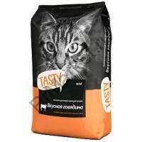 Tasty д/кошек говядина 10кг