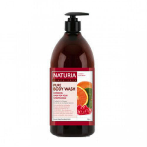 Гель для душа NATURIA PURE BODY WASH  (Cranberry & Orange