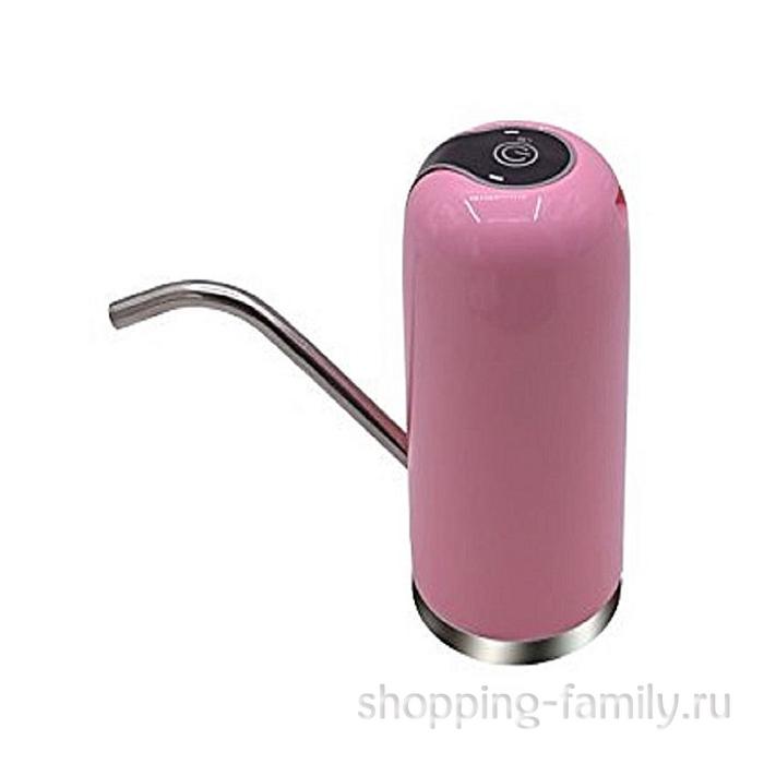 Автоматический насос для кулера  Charging Pump C60, розовый