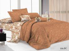 Комплект постельного белья Поплин  PC  семейный  Арт.41/106-PC