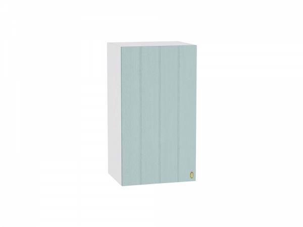 Шкаф верхний Прованс В400 (голубой)