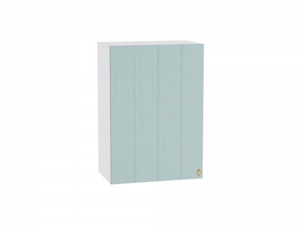 Шкаф верхний Прованс В609 Ф46Н (голубой)