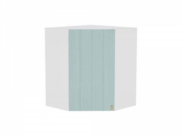 Шкаф верхний Прованс ВУ599 (голубой)