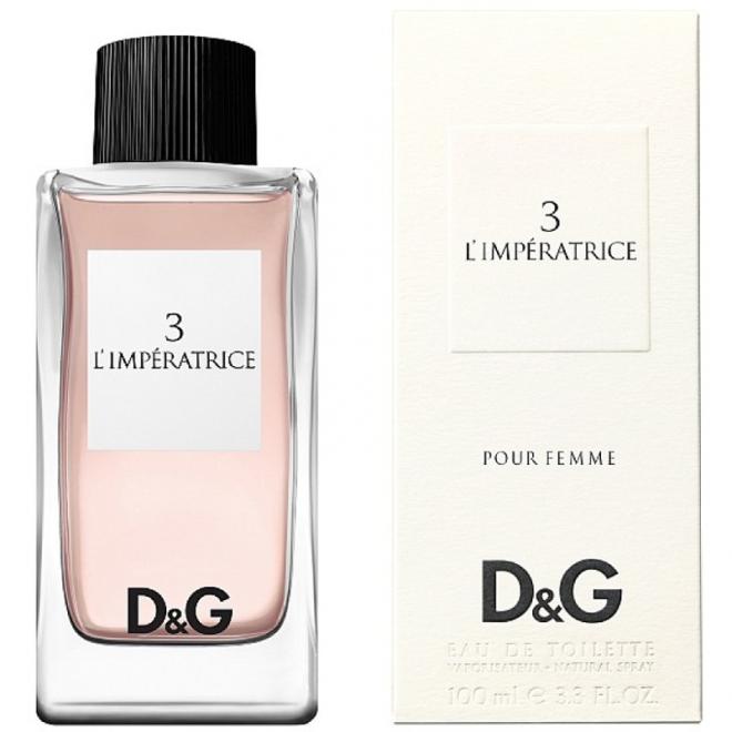 D&G № 3 L'IMPERATRICE