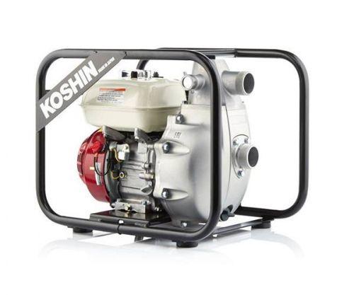 Мотопомпа бензиновая Koshin SERH-50Z (высоконапорная)