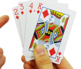 Быстрая сменка 3-х карт