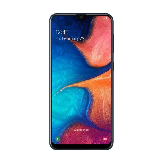 Samsung Galaxy A20 (синий)