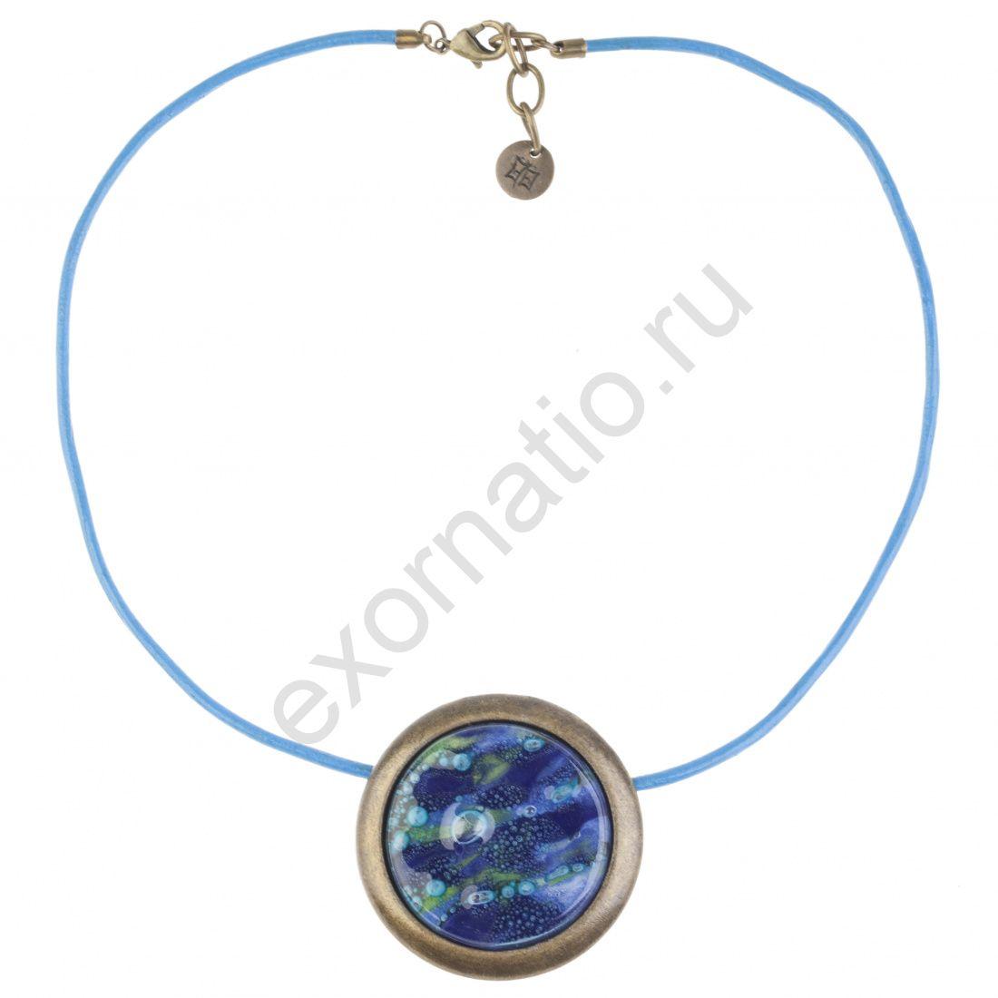 Колье Cristalida N.VERONA 76.2 BL