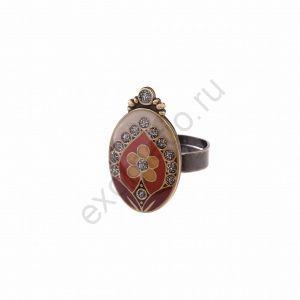 Кольцо Clara Bijoux K71904.4 BR/BW