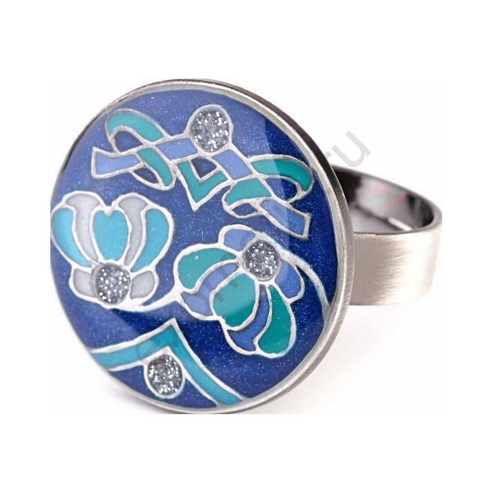 Кольцо Clara Bijoux K76121 BL