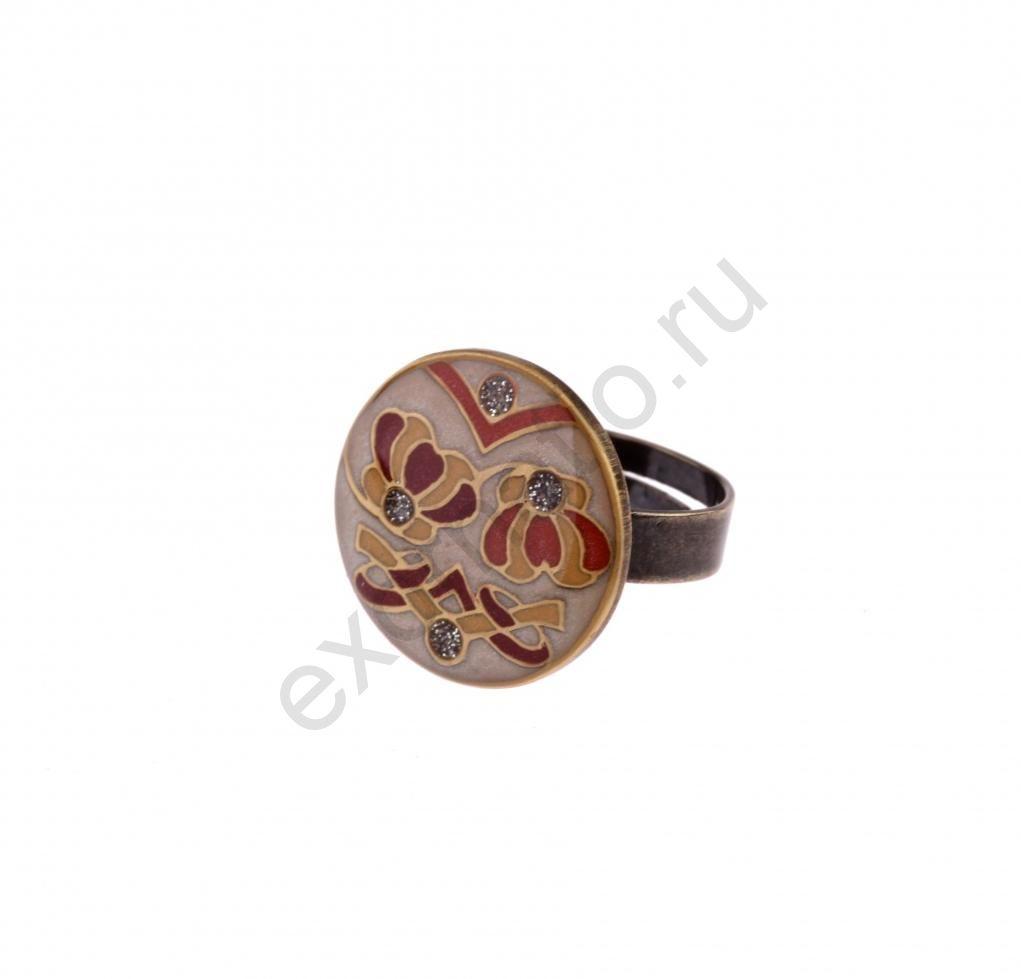 Кольцо Clara Bijoux K76124 BR/BW