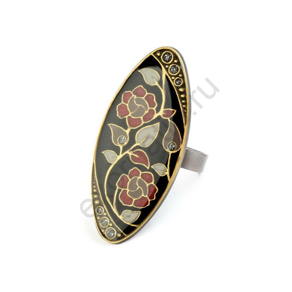 Кольцо Clara Bijoux K77115 BW