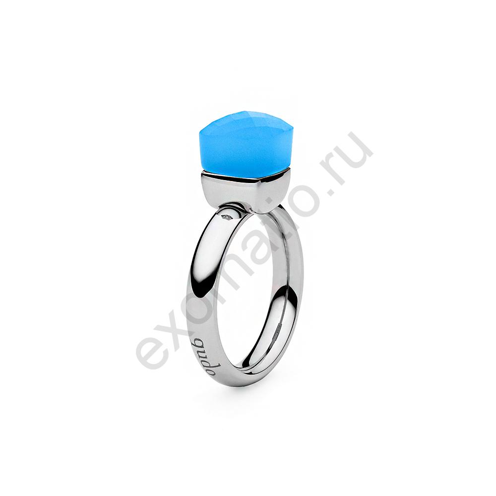 Кольцо Qudo 610538/17.8 BL/S