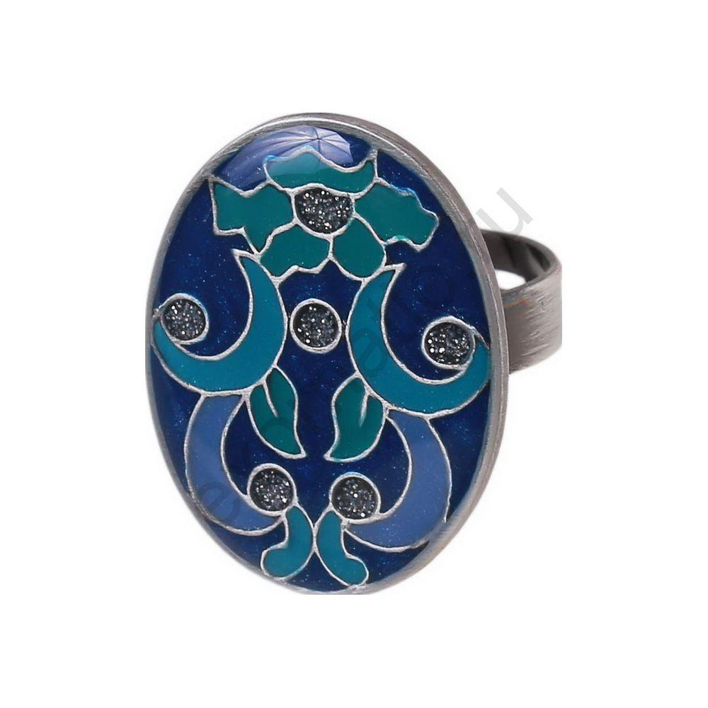 Кольцо Clara Bijoux K74895-5 BL