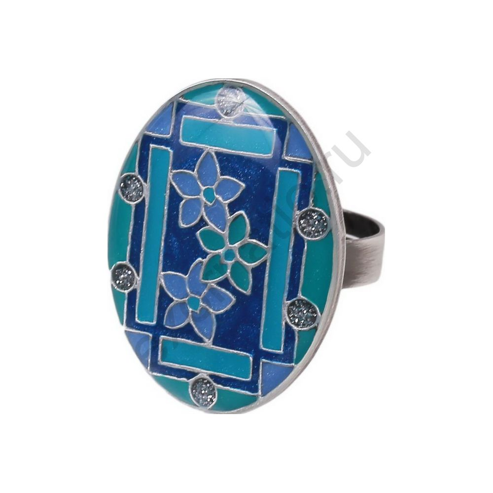 Кольцо Clara Bijoux K75801-1 BL