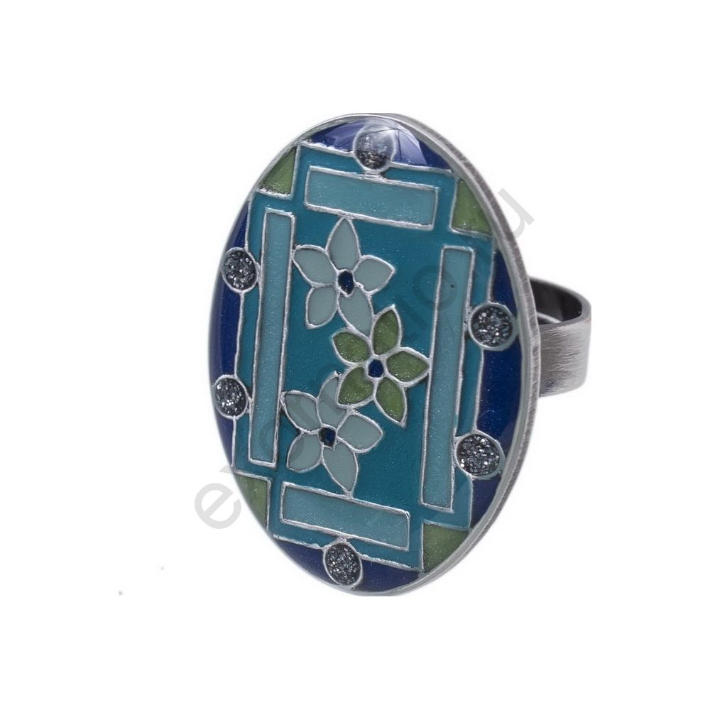 Кольцо Clara Bijoux K75808-8 BL