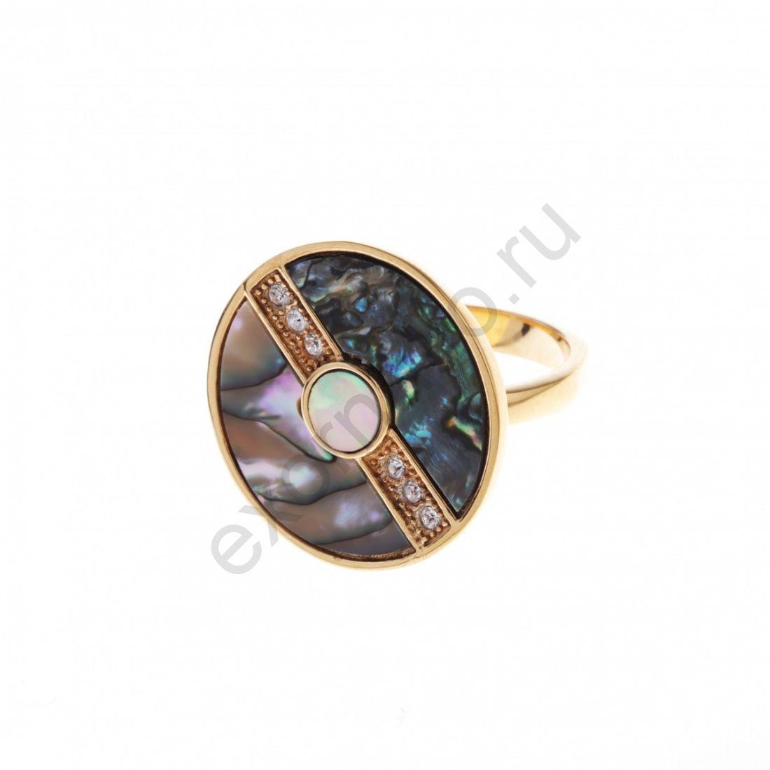 Кольцо Fiore Luna KR01394-2 M