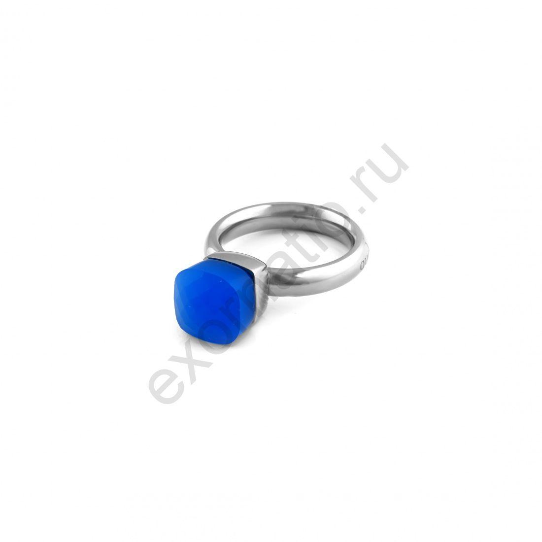 Кольцо Qudo 610537/17.2 BL/S