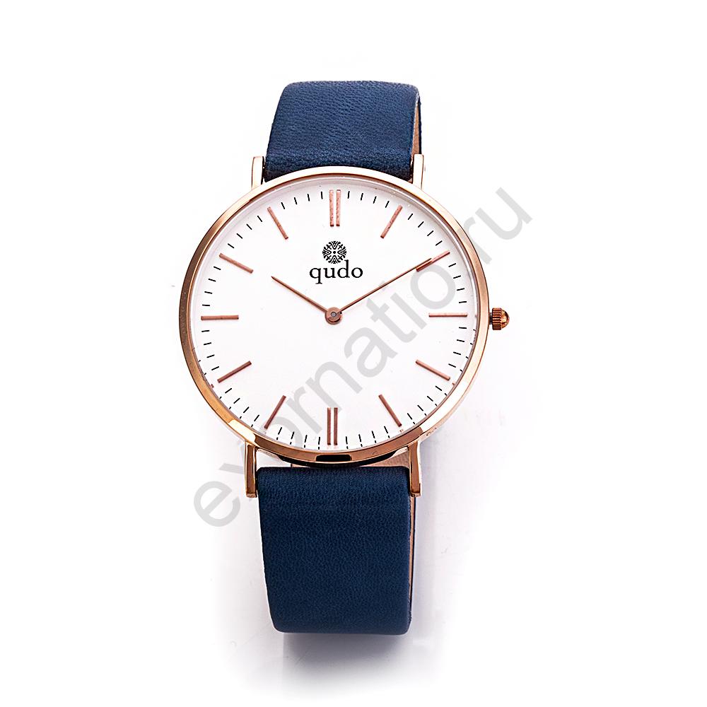Наручные часы Qudo 801022 BL/RG