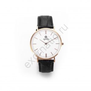 Наручные часы Qudo 801027 BW/RG