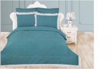 Постельное белье Hermes с одеялом евро Арт.1502/3