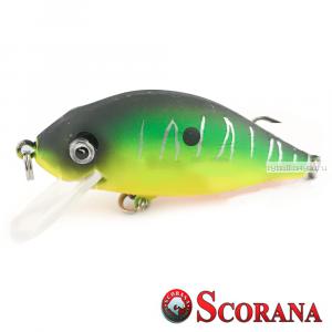 Воблер Scorana Sailor Shad 60F 60 мм / 6 гр / Заглубление: 0 - 1 м / цвет: MHT