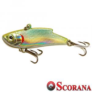 Воблер Scorana Vibster 60S 60 мм / 10 гр / цвет: GB