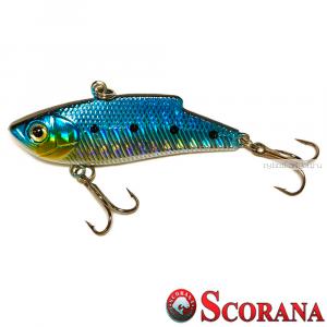 Воблер Scorana Vibster 60S 60 мм / 10 гр / цвет: HBLU