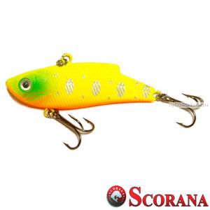Воблер Scorana Vibster 60S 60 мм / 10 гр / цвет: HGY